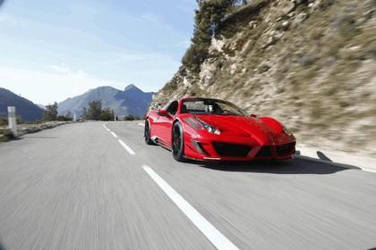 2012 Ferrari 458 Italia spider Monaco Edition by Mansory 1