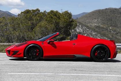 2012 Ferrari 458 Italia spider Monaco Edition by Mansory 3