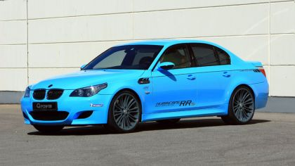 2012 G-Power M5 Hurricane RRs ( based on BMW M5 E60 ) 4