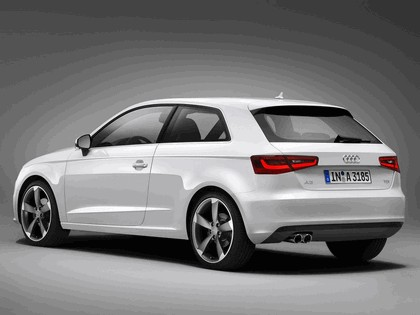 2012 Audi A3 2.0 TDi 7