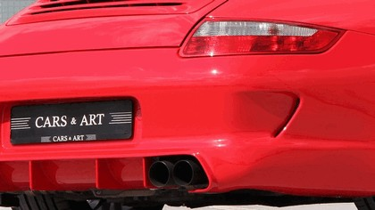 2012 Porsche 911 ( 997 ) Carrera 4S Rotten Baron by Cars & Art 4