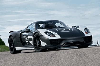 2012 Porsche 918 Spyder prototype 5