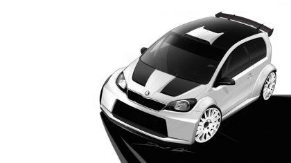 2012 Skoda Citigo rally - sketches 2