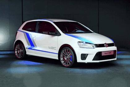 2012 Volkswagen Polo WRC Street concept car 1