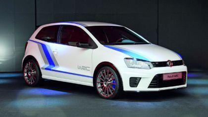 2012 Volkswagen Polo WRC Street concept car 7