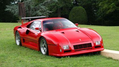 1986 Ferrari 288 GTO Evoluzione 3