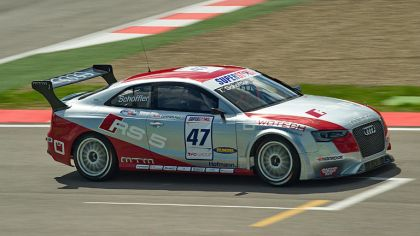 2012 Audi RS5 by MTM - V8 Superstars - Donington 9