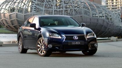 2012 Lexus GS 450h Luxury - Australian version 6