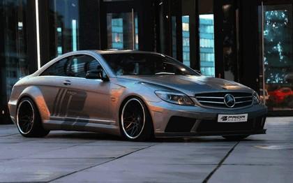 2012 Mercedes-Benz CL-klasse ( W216 ) Black Edition V2 Widebody by Prior Design 1