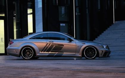 2012 Mercedes-Benz CL-klasse ( W216 ) Black Edition V2 Widebody by Prior Design 3