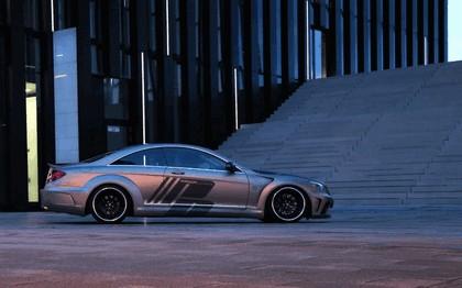 2012 Mercedes-Benz CL-klasse ( W216 ) Black Edition V2 Widebody by Prior Design 4