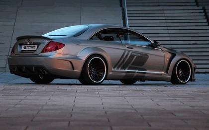 2012 Mercedes-Benz CL-klasse ( W216 ) Black Edition V2 Widebody by Prior Design 5