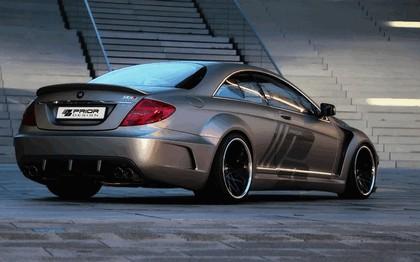 2012 Mercedes-Benz CL-klasse ( W216 ) Black Edition V2 Widebody by Prior Design 6