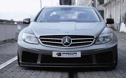 2012 Mercedes-Benz CL-klasse ( W216 ) Black Edition V2 Widebody by Prior Design 9