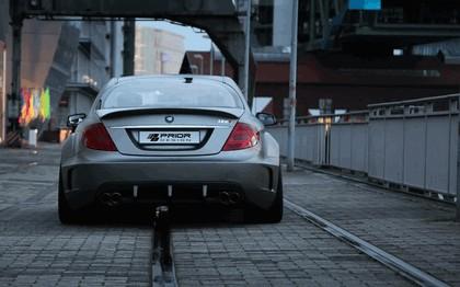2012 Mercedes-Benz CL-klasse ( W216 ) Black Edition V2 Widebody by Prior Design 10