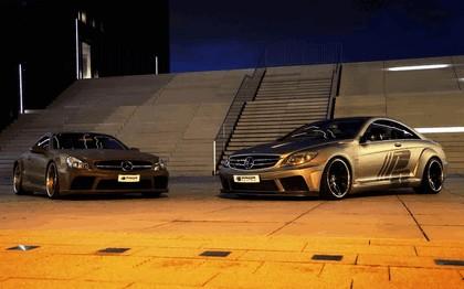 2012 Mercedes-Benz CL-klasse ( W216 ) Black Edition V2 Widebody by Prior Design 12