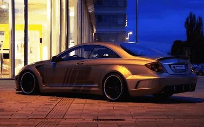 2012 Mercedes-Benz CL-klasse ( W216 ) Black Edition V2 Widebody by Prior Design 14
