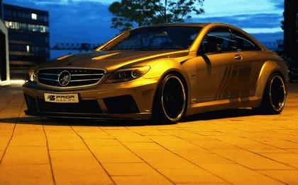 2012 Mercedes-Benz CL-klasse ( W216 ) Black Edition V2 Widebody by Prior Design 16