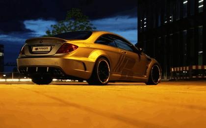 2012 Mercedes-Benz CL-klasse ( W216 ) Black Edition V2 Widebody by Prior Design 17