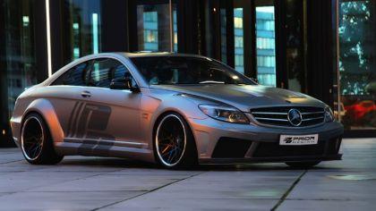 2012 Mercedes-Benz CL-klasse ( W216 ) Black Edition V2 Widebody by Prior Design 7