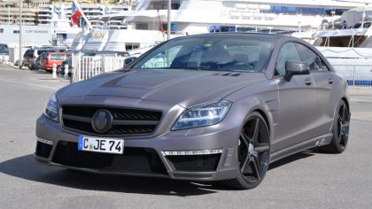 2012 Mercedes-Benz CLS63 ( C218 ) AMG by GSC 1