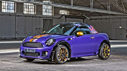 2012 Mini Roadster by Franca Sozzani for Life Ball 8