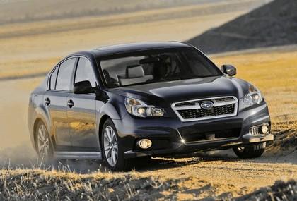 2013 Subaru Legacy sedan 3