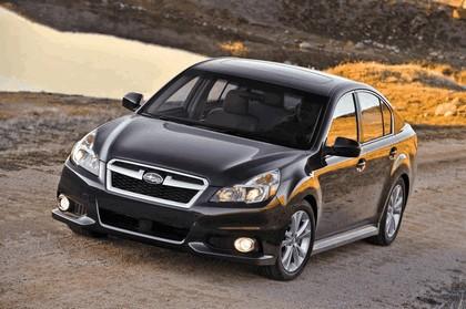 2013 Subaru Legacy sedan 4