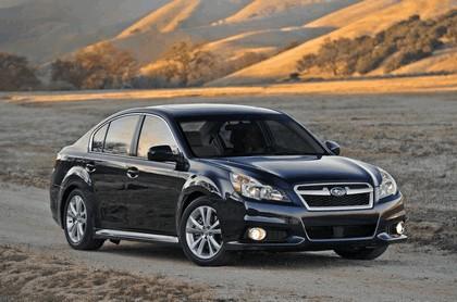 2013 Subaru Legacy sedan 7