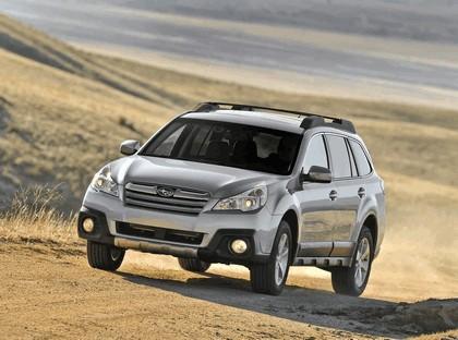 2013 Subaru Outback 11