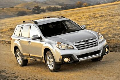 2013 Subaru Outback 16