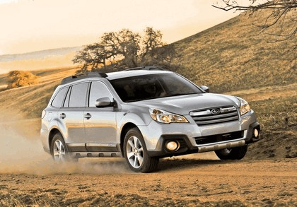 2013 Subaru Outback 21