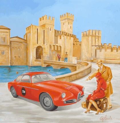 1957 Alfa Romeo 1900 CSS Zagato 18