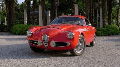 1957 Alfa Romeo 1900 CSS Zagato 19
