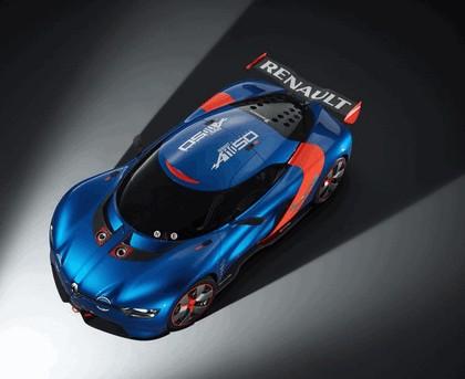 2012 Renault Alpine A110-50 4