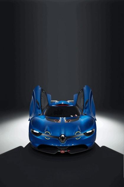 2012 Renault Alpine A110-50 8