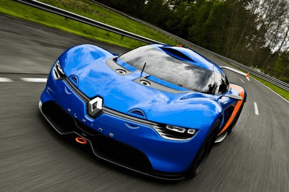 2012 Renault Alpine A110-50 30
