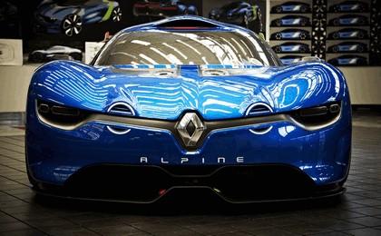 2012 Renault Alpine A110-50 49