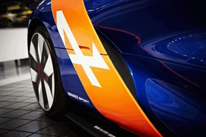 2012 Renault Alpine A110-50 52