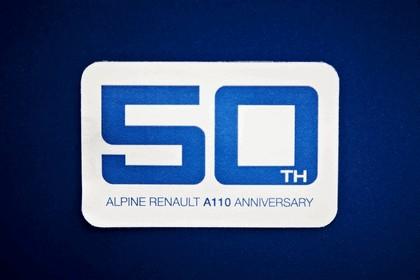 2012 Renault Alpine A110-50 53