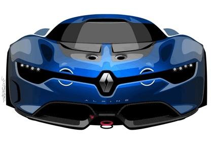 2012 Renault Alpine A110-50 58