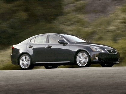 2006 Lexus IS350 2