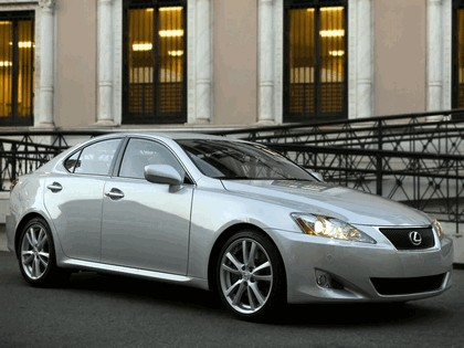 2006 Lexus IS350 5