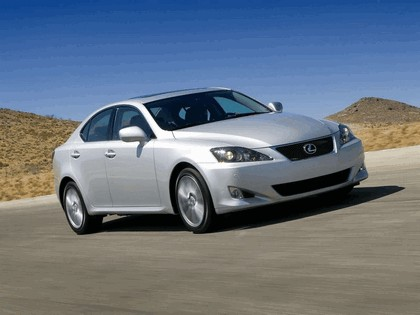 2006 Lexus IS350 8