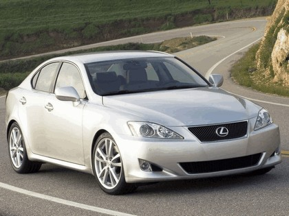 2006 Lexus IS350 17