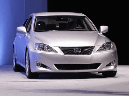 2006 Lexus IS350 52