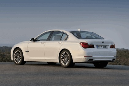 2012 BMW 750d ( F01 ) 2