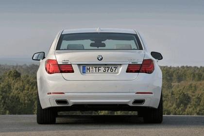 2012 BMW 750d ( F01 ) 3