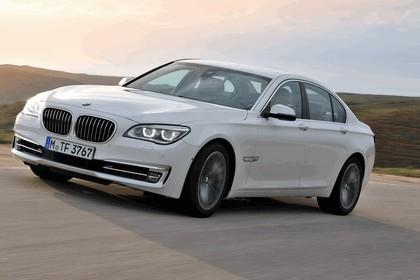 2012 BMW 750d ( F01 ) 4