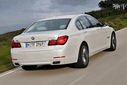 2012 BMW 750d ( F01 ) 6